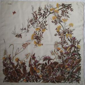 Superbe foulard GUCCI soie TBEG vintage scarf 84 x 86 cm   eBay 5b26d034d5a