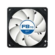 ARCTIC Cooling F8 TC 80MM CASE FAN 2000 RPM (afaco-080t0-gba01) AC ARTIC
