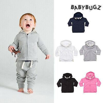 Jumper Long Sleeve Top Boys Girls Fashion Kids Babybugz Baby Sweatshirt