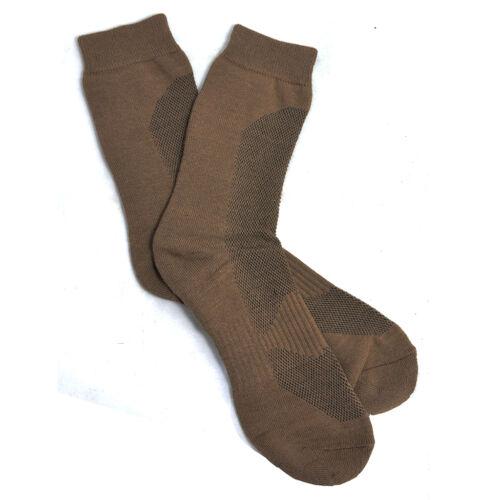 Nuove Calze Coolmax-COYOTE-Tutte le Taglie Escursionismo Militare Foot Thermal Wear