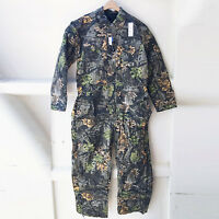 Wfs Element Gear Camouflage Mens Insulated Coverall Camo Hunting Jumpsuit