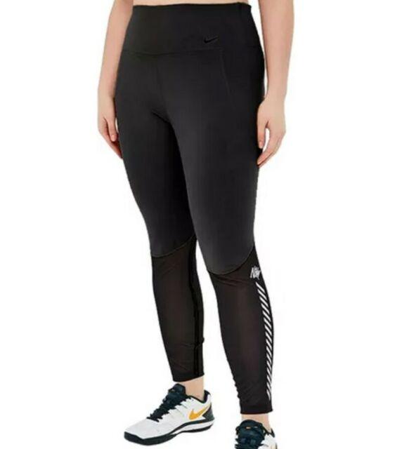 Nike Power Leggings Black