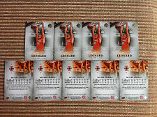 9-Card Lot Meyers Leonard RC Illinois Fighting Illini 2012-13 SP Authentic #21