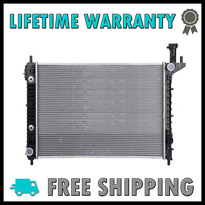 New Radiator 13006 for Buick Enclave Chevy Traverse GMC Acadia Saturn Outlook V6