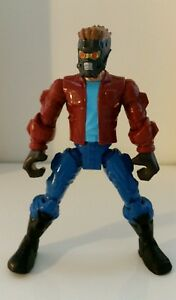 "Hasbro Marvel Mashers Star Lord 6"" SuperHero Figure (New Without Tags or Box)"