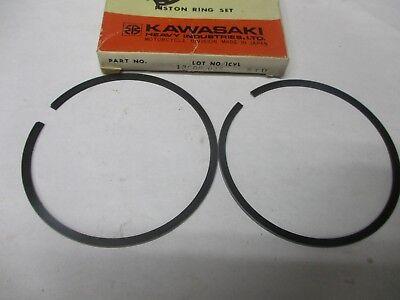 Kawasaki F2 F3 A7 OEM N0s 13008-021  Piston Ring Set