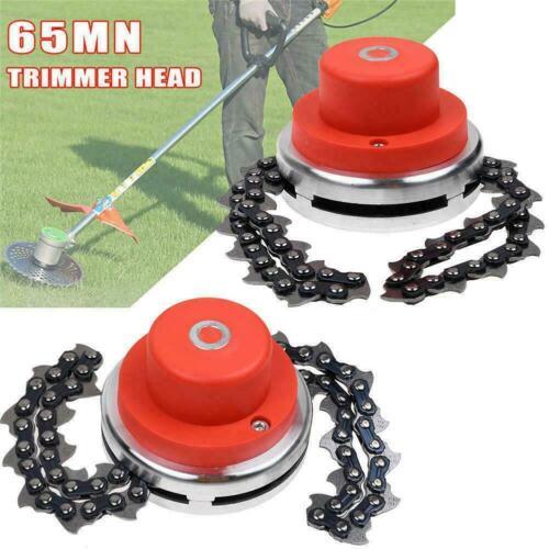 65mn Lawn Mower Chain Grass Trimmer Head Chain Brushcutter For Lawn Mower US