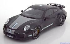 1:18 GT Spirit Porsche 911 (991) Turbo S Techart 2013 black 504 pcs.