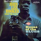 That's My Story/House of the Blues by John Lee Hooker (CD, Apr-2013, Soul Jam)