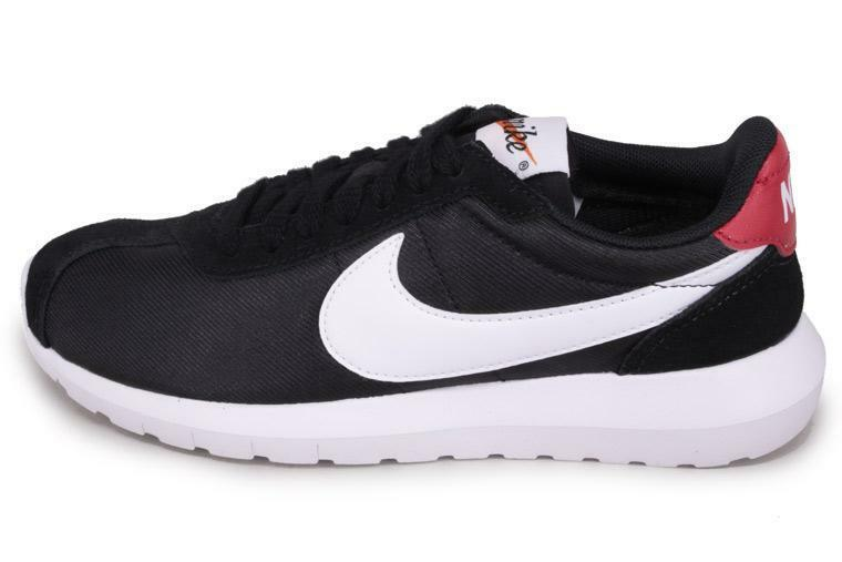 newest e57d0 6131c Wmns Nike Roshe LD-1000 Running shoes Blk White Red 819843 ...