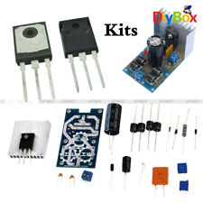 Lt1083 Adjustable Regulated Power Supply Module Components Parts Diy Kits
