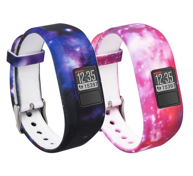 Garmin Vivofit 3 Jr Fitness Band Replacement Bands Wrist Bracelet Watch Silicone