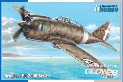 Special Hobby Reggiane Re 2000 I Serie in 1:48 7008204