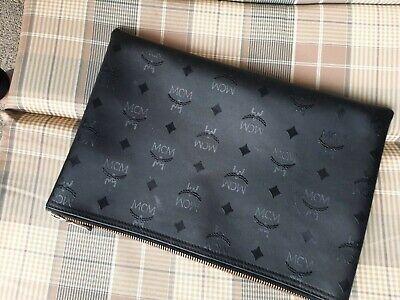MCM Banktasche Clutch Tasche Original Top Zustand   eBay