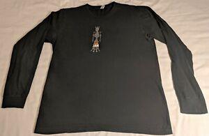 Vintage-Pearl-Jam-2003-Riot-Act-Tour-Long-Sleeve-Shirt-Size-L