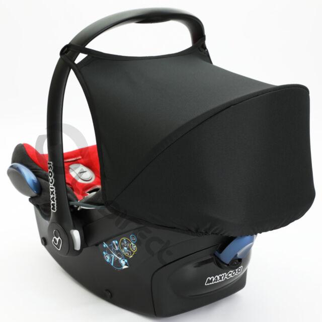 Hood Sun Shade UV 50 To Fit Maxi Cosi CabrioFix Cabrio Car Seat Canopy