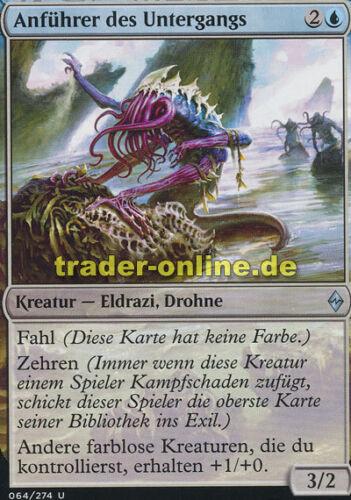 Battle for Zendikar Magic Ruination Guide 2x Anführer des Untergangs