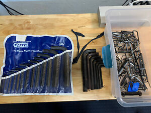 Allen-Wrench-Hex-Key-Set-Lot