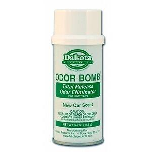 12 Pack - Dakota Odour Bomb - Car Air Freshener, Odor Eliminator - MIXED CASE