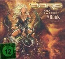 Doro - 25 Years in Rock (Live) - CD