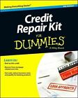Credit Repair Kit for Dummies by Steve Bucci (Paperback, 2014)