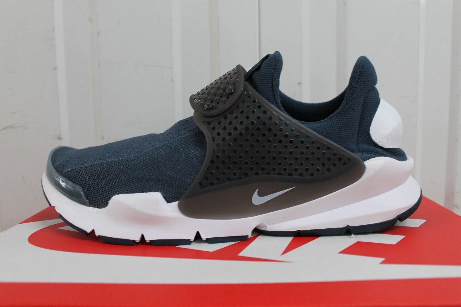 Hombres, S Nike Calcetín Dart kjcrd escuadrón azul y Antracita Caja 819686404 Nuevo Y En Caja Antracita 20 ea21f9