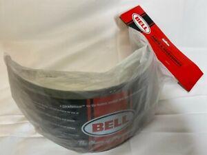 NEW-Bell-Click-Release-Face-Helmet-Shield-Dark-Smoke-Part-No-2010059