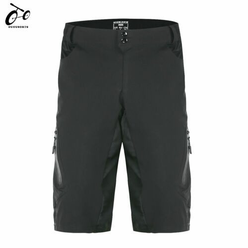 Men/'s Baggy Cycling ShortsCasual Summer Beach Loose Shorts MTB Bike Short Pants