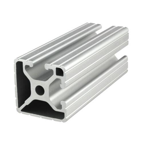 "80//20 Inc 15 Series 1.5"" x 1.5/"" Aluminum Extrusion Bi-Slot #1502 x 72/"" Long N"