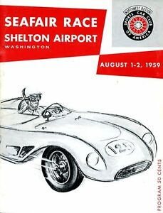 1959-Seafair-Race-Program-Shelton-Airport-Lew-Florence-Ferrari-860-Monza-Wins