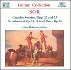 Sor: Grandes Sonatas, Opp. 22 & 25 (CD, May-1996, Naxos (Distributor))