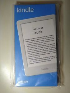 """Amazon Kindle (Latest Gen) 2019 Model, 6"""" Dis, 4GB Wi-Fi, Built-in Audible, New!"""