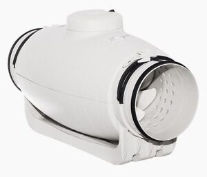 Ultra-quiet-inline-duct-fan-TD-350-125-SILENT-Soler-amp-Palau-5-034-up-to-330-m3-h