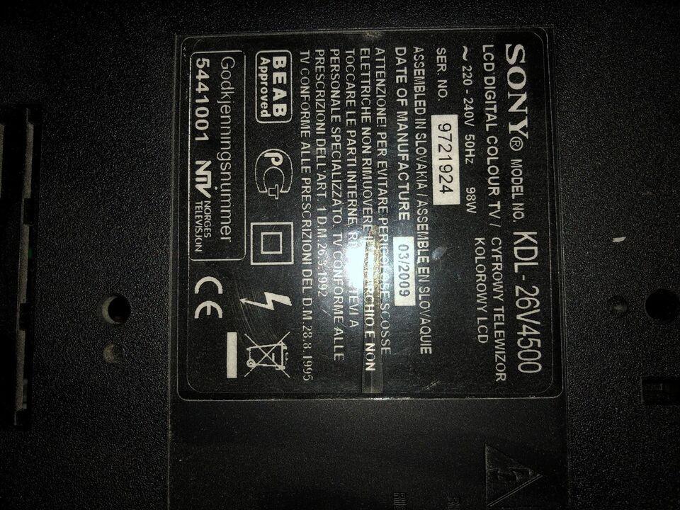 LCD, Sony, Bravida