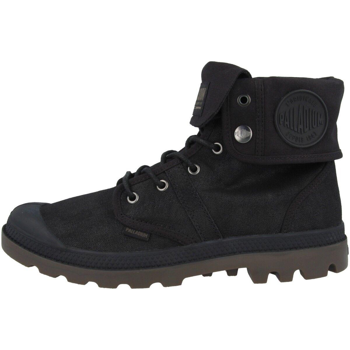 Palladium Pallabrousse Baggy Wax Stiefel Schuhe High Top Sneaker Stiefel 75534-046