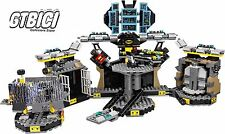 LEGO SUPER HEROES THE BATMAN MOVIE  THE BATCAVE  Ref 70909   NO MINIFIGURAS
