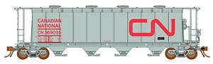 RAPIDO-1-87-HO-CANADIAN-NATIONAL-3800-CU-FT-CYLINDRICAL-HOPPER-RD-369741-F-S