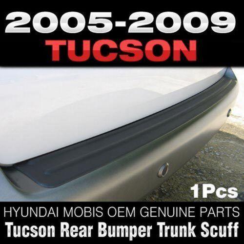 OEM Parts Rear Bumper Pad Trunk Scuff Protection Fit HYUNDAI 2005-2009 Tucson