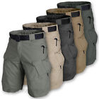 HELIKON UTL SHORTS MENS MILITARY STYLE ARMY CARGO COMBAT RIPSTOP BDU VINTAGE NEW