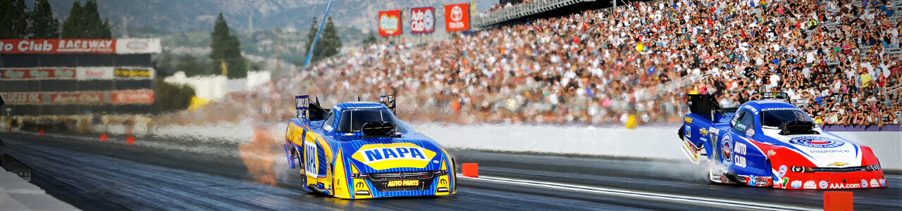 NHRA Winternationals Thursday Only