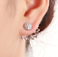 Womens-Earrings-Sterling-Silver-Plated-Round-Ear-Stud-Studs-Crystal-Dangle-Drop thumbnail 4