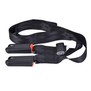 Baby Child Infant Booster Safety car Seat Belt adjustable Latch Anchor ISOFIX #