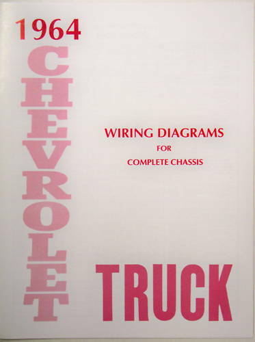 1964 Chevy truck Wiring Diagram manual