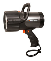 Black & Decker Vec157bd V2 Rechargeable Spotlight
