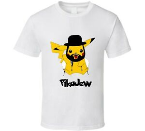 ff1fed908 Image is loading PikaJew-Pikachu-Funny-Jewish-Pokemon-T-Shirt