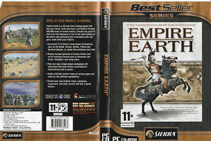 EMPIRE EARTH PC GAME ON CD MANUAL WITH SERIAL amp FREEQUICK POST - Near Aylesbury, Buckinghamshire, United Kingdom - EMPIRE EARTH PC GAME ON CD MANUAL WITH SERIAL amp FREEQUICK POST - Near Aylesbury, Buckinghamshire, United Kingdom