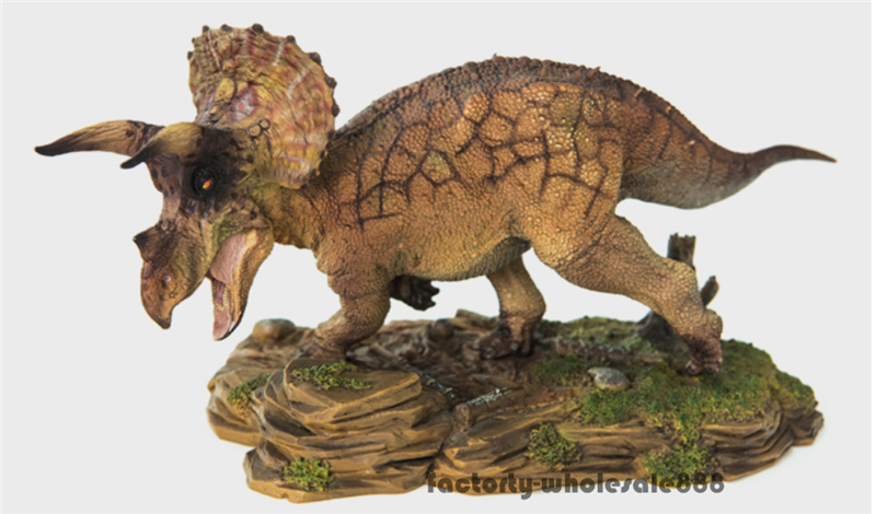 Neue pnso triceratops dolly 1   35 dinosaurier chongqing version modell abbildung