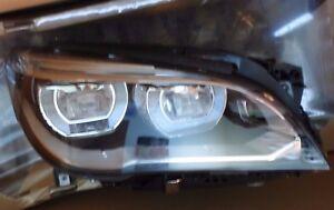 BMW F01 F02 F03 LCI 7 Series 2013-2015 LED Headlight OEM Headlamp Right Side New