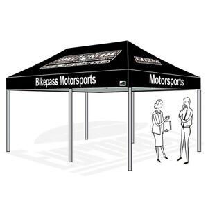 Image is loading Patio-Gazebo-Tent-10x20-Commercial-Ez-Pop-Up-  sc 1 st  eBay & Patio Gazebo Tent 10x20 Commercial Ez Pop Up Canopy Custom ...