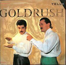 YELLO - GOLDRUSH - CARDBOARD SLEEVE CD MAXI